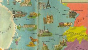 Giverny France Map Carte De La France Vive La France France Map Map France