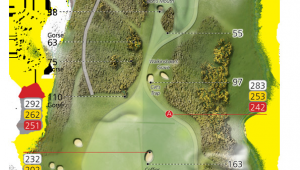 Golf Courses In England Map Old Course St andrews Links the Home Of Golf