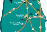 Golf Courses In France Map the Robert Trent Jones Golf Trail Alabama