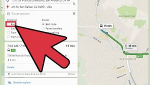 Google Maps and Directions Canada How to Get Bus Directions On Google Maps 14 Steps with Pictures
