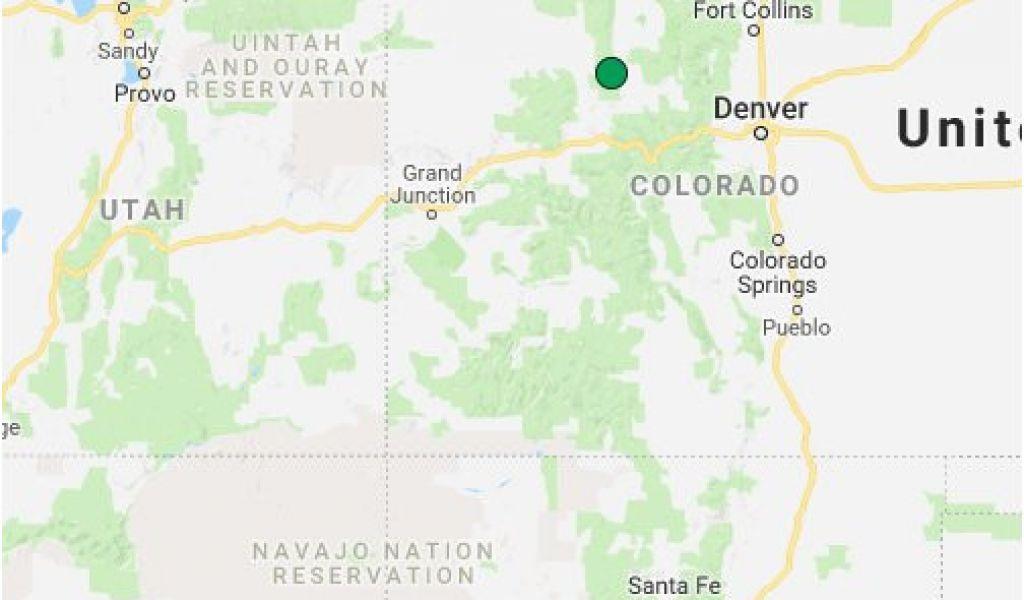 Google Maps aspen Colorado Colorado Current Fires Google My ...