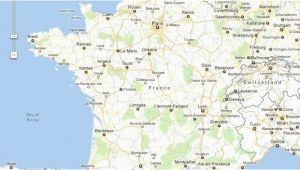 Google Maps Bordeaux France Printable Map Of France Tatsachen Info