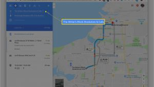 Google Maps Canada Find Directions How to Use Google Maps Cycling Directions
