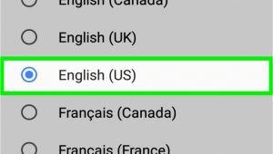 Google Maps Canada Francais Die Sprache Von Google Home andern Wikihow