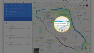 Google Maps Directions by Car Canada How to Plan An Alternate Route with Google Maps