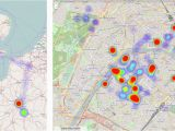 Google Maps Driving Directions Europe Create A Heat Map From Your Google Location History In 3