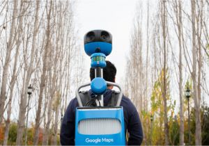 Google Maps Europe Street View Google Updated Its Street View Trekker to Look Slightly Less
