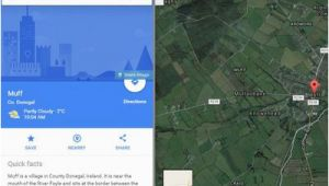 Google Maps Ireland Route Planner Travel Review Of Google Maps for A Vacation In Ireland
