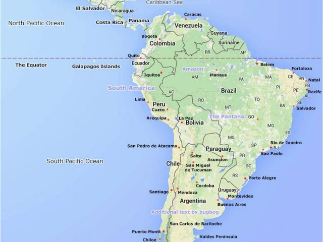 Clear Map Of Italy.Google Maps Italy English South America Map Central America Simple