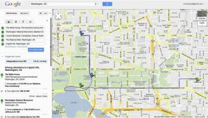 Google Maps Michigan State Saving Directions In Google Maps Youtube