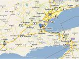 Google Maps Ontario Canada Dundas Ontario Location and Population