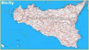 Google Maps Palermo Italy 16 Best Historical Maps Of Sicily Sicilia Images Historical Maps