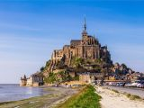 Google Maps St Malo France Mont Saint Michel tourism Guide
