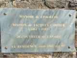 Google Maps St Malo France Plaque On Wall Outside Jacques Cartier S House Picture Of Musee