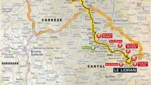 Google Maps tour De France tour De France 2016 Die Strecke