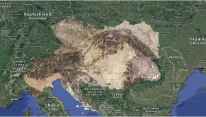Google Maps Trieste Italy Territories Of the Second Military Survey On Google Maps Download