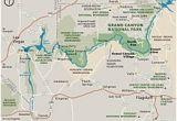 Grand Canyon Colorado River Map Grand Canyon National Park Wikipedia