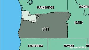 Grants Pass oregon Zip Code Map where is area Code 541 Map Of area Code 541 Eugene or area Code