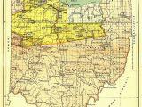 Greenville Ohio Map Treaty Of Greenville Revolvy