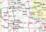 Groom Texas Map 13 Best Journeys Texas Images Route 66 Road Trip Shamrock Texas