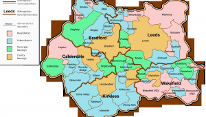 Halifax England Map List Of Mills In Calderdale Wikipedia