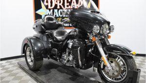 Harley Davidson Dealers In Texas Map 2018 Harley Davidsona Flhtcutg Tri Glidea Ultra Classic Trike