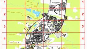 Hawkins Texas Map From Autocad Drawing Ref Map