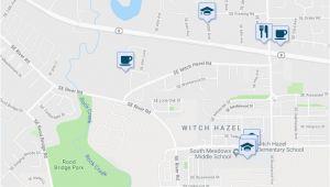 Hillsboro oregon Map Google Google Maps Hillsboro oregon Secretmuseum