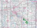 Hillsdale County Michigan Map town Names Hillsdale County Historical society