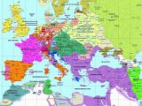 Historical Maps Of Europe Timeline European History Map 1700 Ad History Map Europe