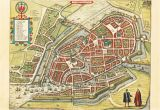 Historical Maps Of Ohio Amazing Maps Of Medieval Cities Maps City Planning Maps