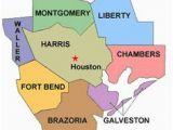 Houston Texas area Map 25 Best Maps Houston Texas Surrounding areas Images Blue