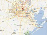 Houston Texas area Map Texas Maps tour Texas
