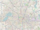 Houston Texas On A Map File Map Houston Jpg Wikimedia Commons