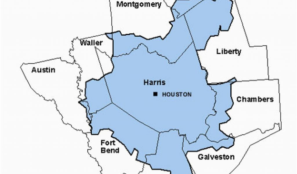 Houston Texas Zip Codes Map Houston Texas area Map Business ...