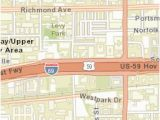 Houston Texas Zip Codes Map Usps Coma Location Details