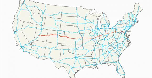 I 70 Map Colorado Interstate 70 Wikipedia