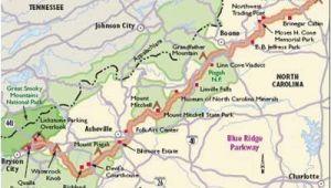 I 95 Map north Carolina north Carolina Scenic Drives Blue Ridge Parkway asheville Here I