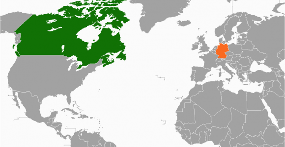 I Drew A Map Of Canada Canada Germany Relations Wikipedia