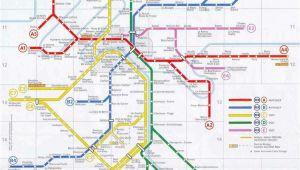Ile De France Train Map Paris Rer Stations Map Bonjourlafrance Helpful Planning