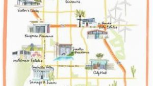 Indian Wells California Map 331 Best Palm Springs California Images On Pinterest Palm Springs