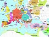 Interactive Historical Map Of Europe European History Maps