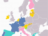 Interactive Map Of Europe for Kids Datei European Union Commemorative 2 Euro Coins by