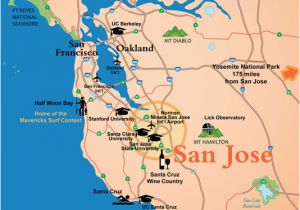 International Airports In California Map Major Airports In