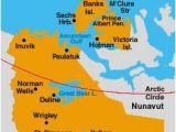 Inuvik Canada Map 7 Best Canada Cities Images In 2018 northwest Territories