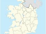 Ireland Map Rivers Balbriggan Wikipedia