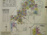 Irish Hills Michigan Map Map 1950 1959 Michigan Library Of Congress