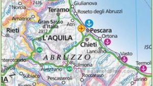 Isernia Italy Map Pinterest
