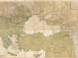 Istanbul On Europe Map Map Of the Ottoman Empire In Europe and asia 1780s Avrupa Ve