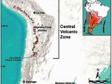 Italy Volcano Map Cerro Blanco In Central andes Was Largest Volcanic Eruption Of Last